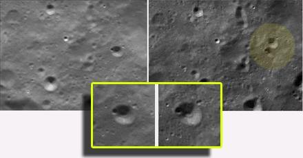 Keepin' it real fake: lunar evidence edition