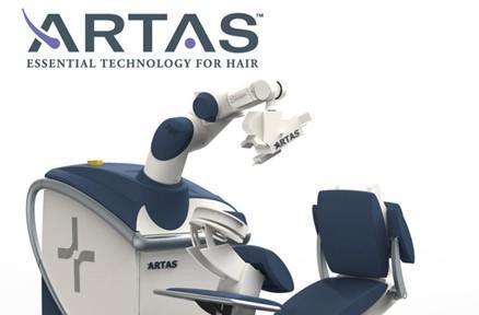 Hair transplant robot gets FDA approval, men with straight brown hair rejoice