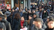 Retail sales 'run out of puff' with October decline