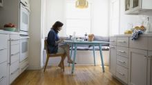 More Americans are doing work at home