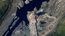 Sardar Vallabhbhai Patel's Statue of Unity Is So Big That You Can See It From Space! Watch Pics