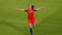 Alex Morgan heading to Tottenham on loan in major coup for Spurs and the WSL
