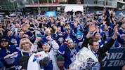 Leafs fans not loving 'refs' at Maple Leaf Square