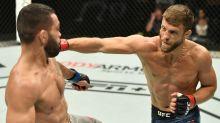 UFC Fight Night: Calvin Kattar makes case for title shot as Alexander Volkanovski watches