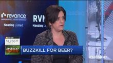 Pot a buzzkill for beer sales