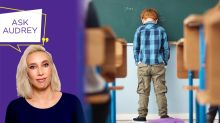 Ask Audrey: 'My 14-year-old son is the school bully'