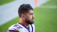 Trent Murphy made expendable in Bills lineup by AJ Epenesa