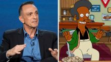 The Simpsons' Hank Azaria apologises for voicing 'racist' character