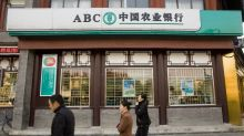 AgBank to Raise $15.8 Billion in China's Biggest Additional Sale