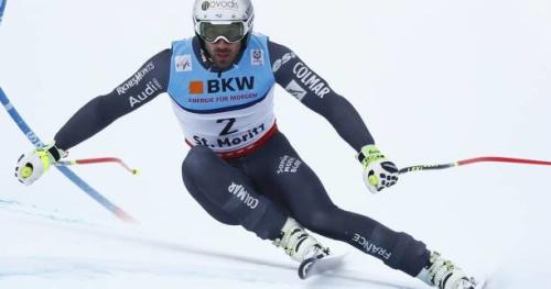 Ski - ChF (H) - Ski alpin : Adrien Théaux champion de France du super-G