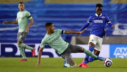 Graham Potter talks up Yves Bissouma's performance against Everton