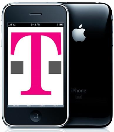 T-Mobile UK sneakily offering iPhone 3G to moneyed customers