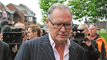 Paul Gascoigne denies sexually assaulting woman