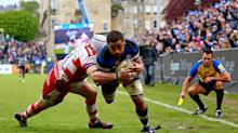 Taulupe Faletau keeps Bath in play-off hunt with easy win over Gloucester
