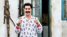 'Borat' Sequel Drops Right Before the Final Trump-Biden Debate Starts