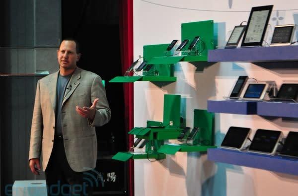 Microsoft: Windows Phone 7 not planned to hit tablets, Courier was always a concept