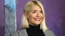 Holly Willoughby injures her back while filming This Morning