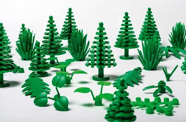 Lego will soon make bricks out of sugarcane bioplastics