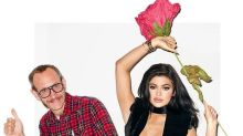 Controversial Photographer Terry Richardson Shot 17-Year-Old Kylie Jenner