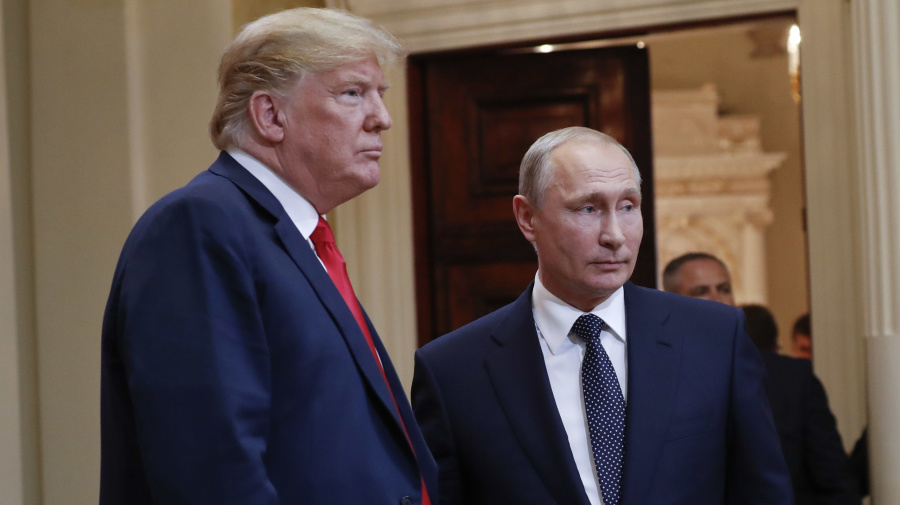 Russia: U.S. 'unpredictable' under Trump