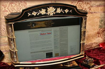 DIYer crafts Victorian-style all-in-one PC