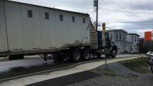More noise, more dust: Residents of Saint John street prepare for truck route
