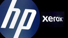 HP rejects Xerox's raised bid