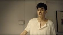 Trailer drops for 'When Ghost Meets Zombie', which stars Nathan Hartono as a zombie