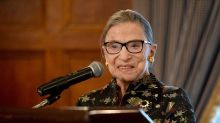 Celebrities pay tribute to Ruth Bader Ginsburg as the US Supreme Court judge dies