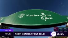 Xander Schauffele speaks to Yahoo Finance from the Northern Trust PGA tour
