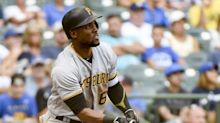 Outfield waiver wire options with Starling Marte suspended