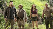 'Jumanji: Welcome to the Jungle': Exclusive look at The Rock & Co. as film's video-game characters