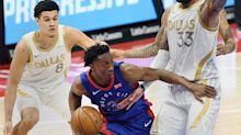 As regular season winds down, Pistons rookie Saben Lee is just getting started