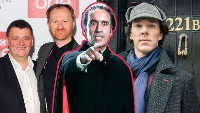 'Sherlock' team sinking teeth into 'Dracula' next