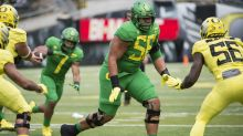 POLL: Should Chargers trade up for Oregon OT Penei Sewell?