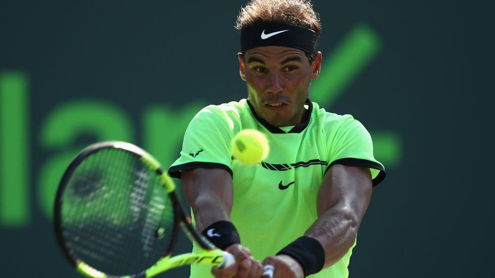 Nadal outclasses Sock in Miami