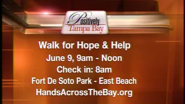 Positively Tampa Bay: Suicide Prevention Program