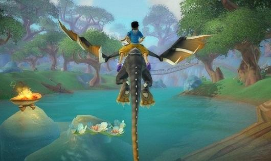 MMO Family: Free Realms and Clone Wars Adventures at SOE Live