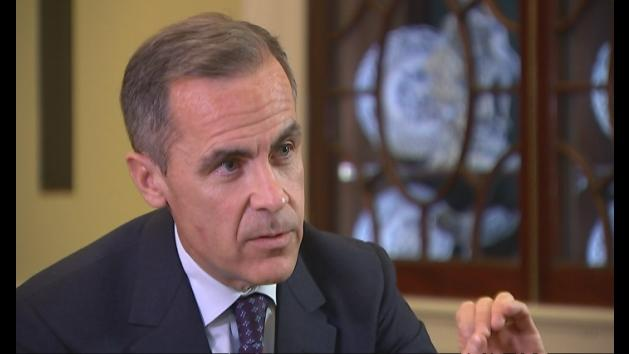 Mark Carney: Bank rate will need to rise