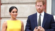 Harry and Meghan 'not ready' to return to the UK