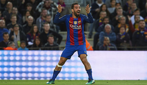 Primera Division: Barca drei Wochen ohne Turan