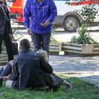Lone 18-year-old kills 18 people, many of them teens, in shooting and bomb attack at college, Russia says