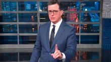 Stephen Colbert Suggests Menu Choices For Putin White House Visit