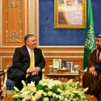 Pompeo presses Saudi crown prince on Khashoggi & Yemen