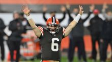 Mayfield, Browns' high-powered offense show early promise