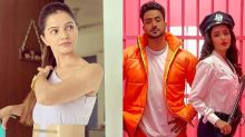 Rubina Dilaik Skips Tagging Jasmin Bhasin In Her Post Promoting Actress' Song Tera Suit With Aly Goni