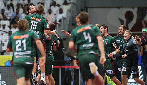 Handball: Füchse Berlin stellen Startrekord auf - Kiel schlägt Göppingen