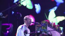 Coldplay axes tour plans over pollution fears