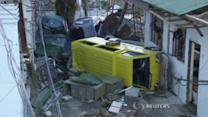 Typhoon devastation tests Philippines government