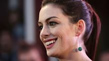 Anne Hathaway marks 20th anniversary of The Princess Diaries with throwback post